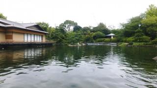 Nishi-Kasai : Four seasons cafe and Gyosen park