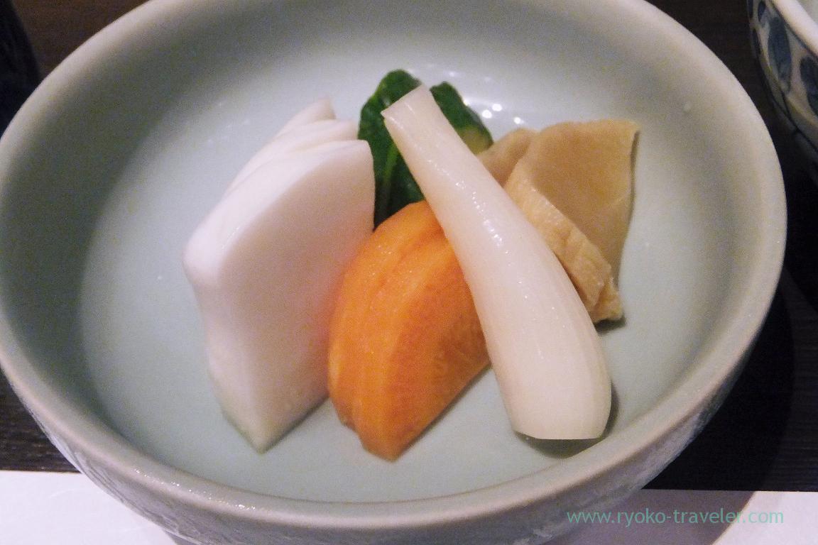 Pickles, Tokichi (Kinshicho)