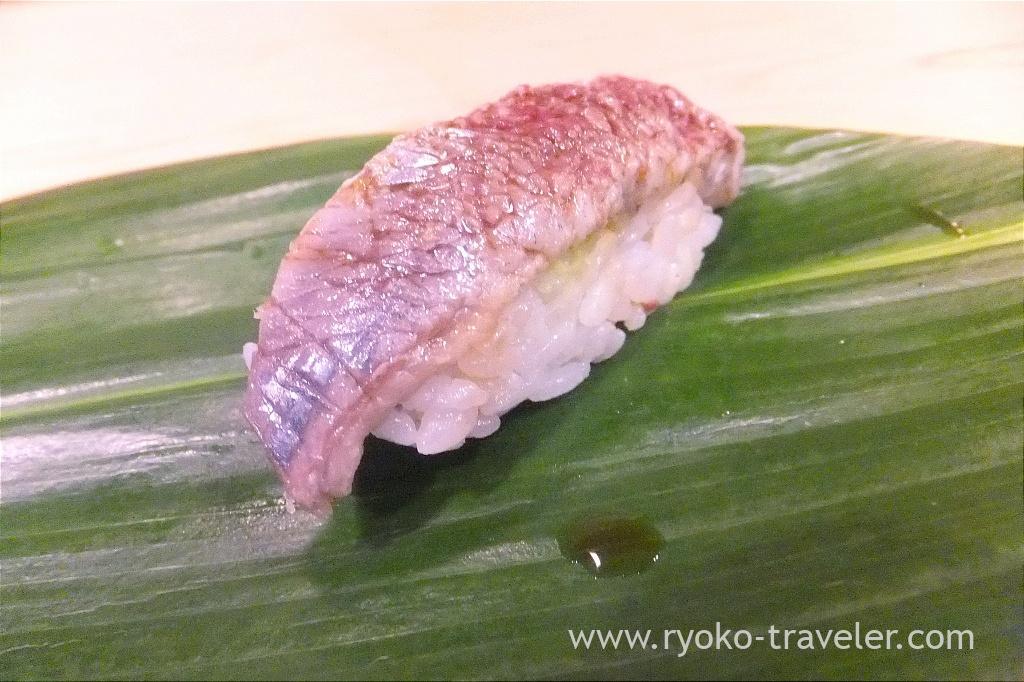 Sardine, Okeisushi (Omotesando)