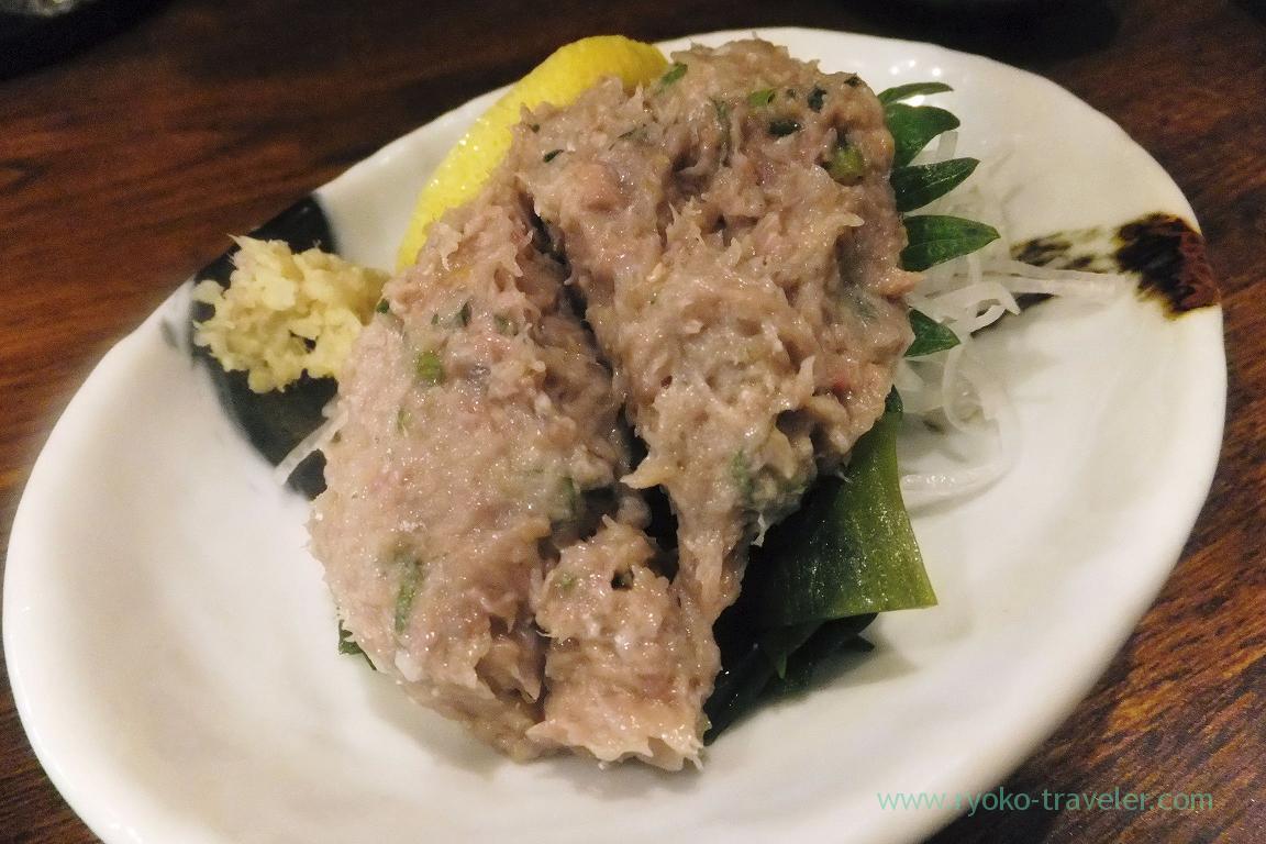 Sardine namero, Funakko (Higashi Funabashi)