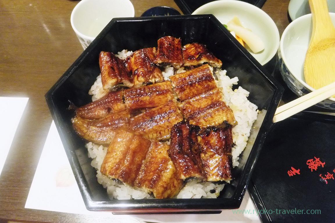 Wild eel, Tokichi (Kinshicho)