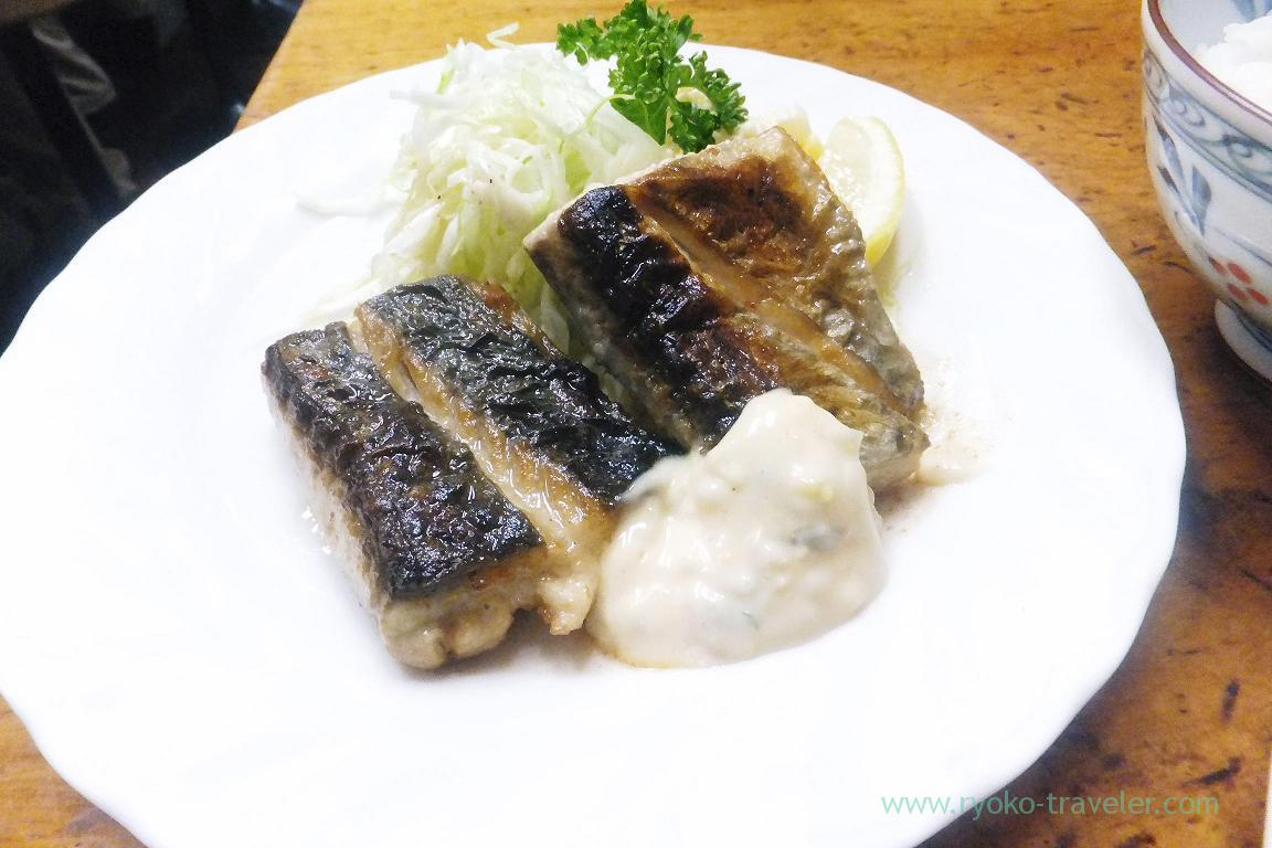 Young Spanish mackerel, Odayasu (Tsukiji market)