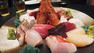 Tsukiji on Saturdays : Chef's choice at Kashigashira