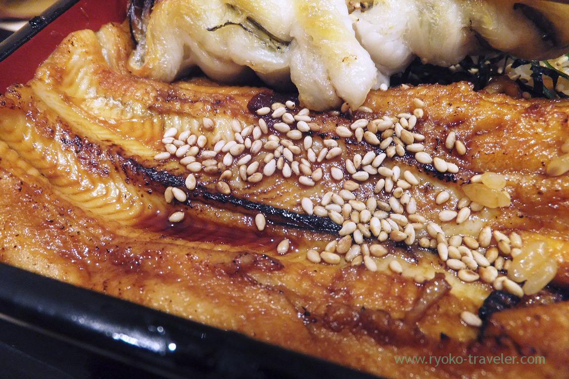 Boiled conger eel, Tsukiji Yoshino Kichiya (Tsukiji)