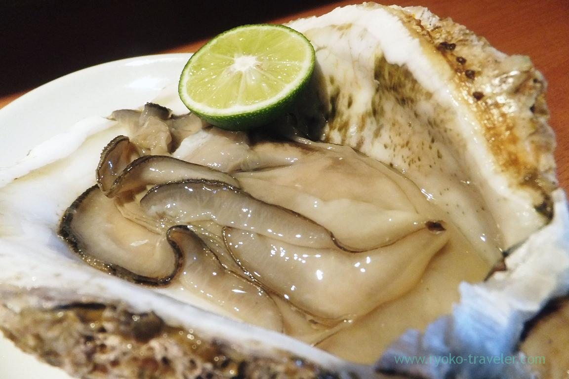 Oyster from Mie matoya, Dining bar Gracia (Asakusabashi)