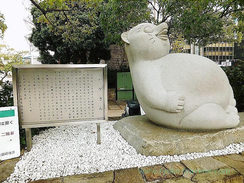 Hage-san, Kataharamachi (Kagawa & Tokushima 2011)