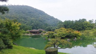 Takamatsu 2015 : Ritsurin Garden by Kotosan bus tour