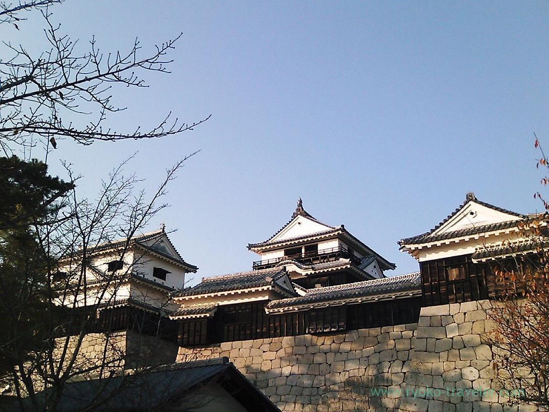 Matsuyama castle, Matsuyama (Ehime 2010)