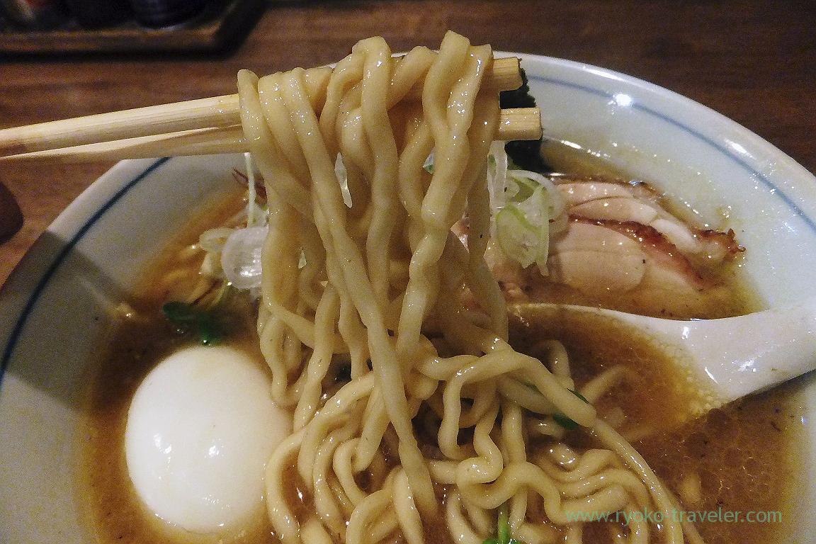 Noodles, Kinzan seimensho,(Takamatsu 2015)