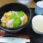 Tsukiji : Oyakodon at Torito (鳥藤 築地場内店)