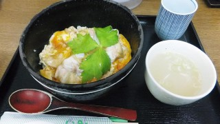 (Moved) Tsukiji : Oyakodon at Torito (鳥藤 築地場内店)