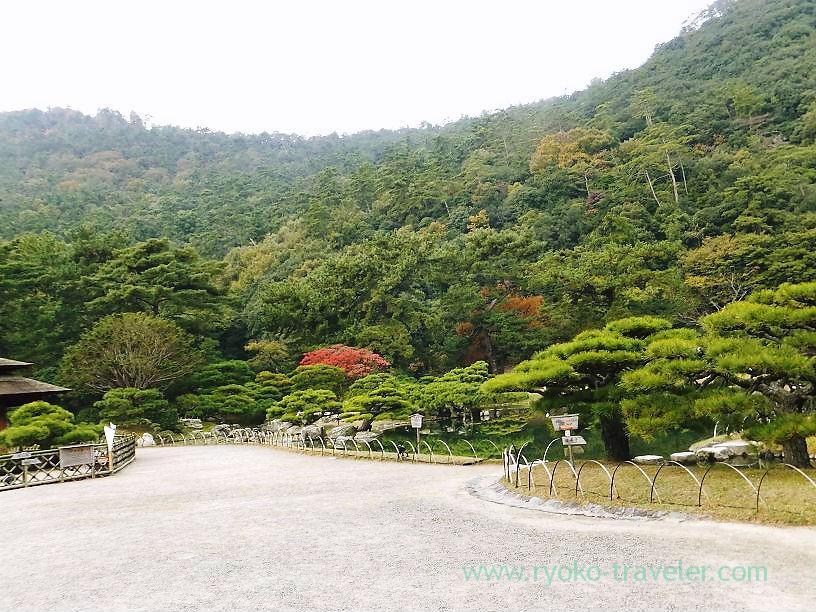 Ritsurin garden4, Ritsurin garden, Takamatsu (Kagawa & Tokushima 2011)