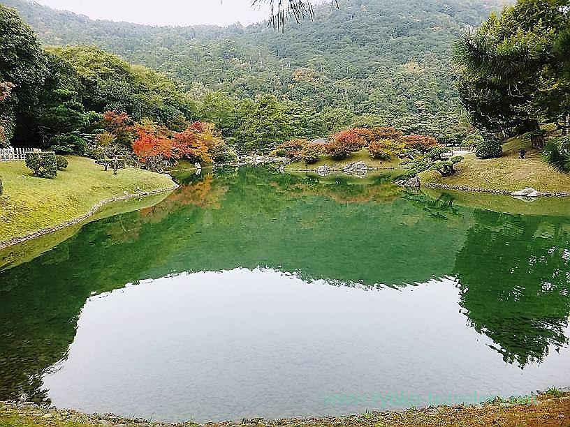 Ritsurin garden8, Ritsurin garden, Takamatsu (Kagawa & Tokushima 2011)