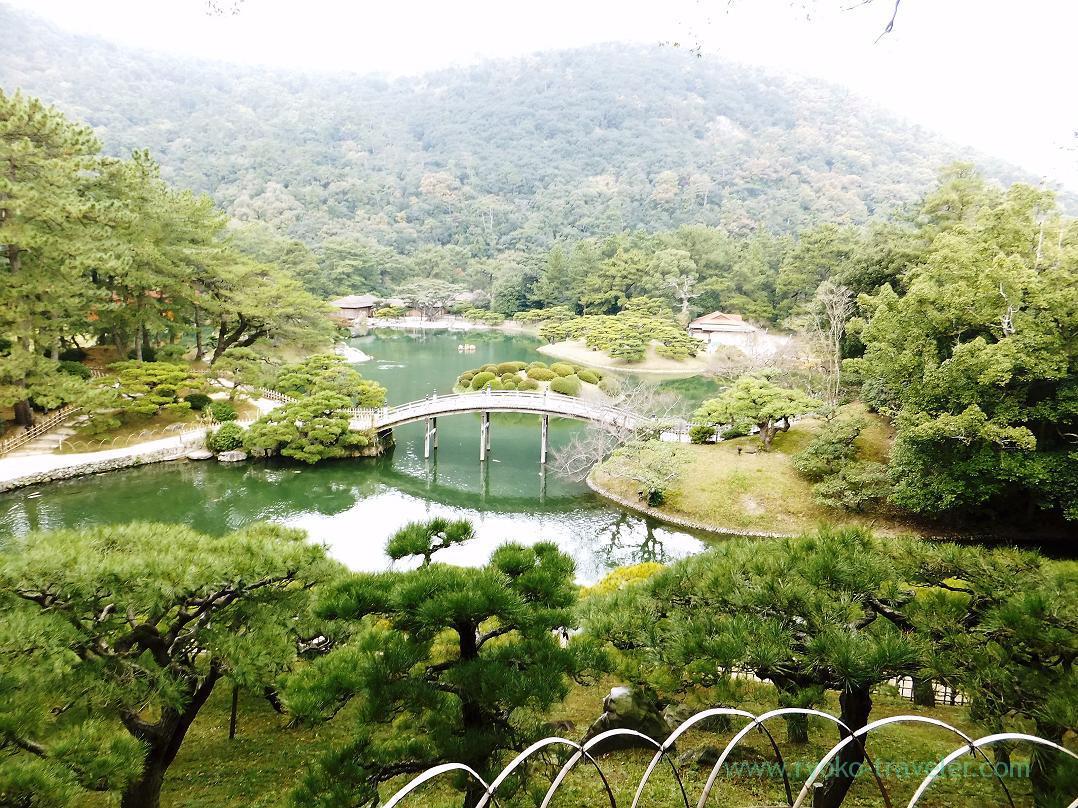 Ritsurin garden9, Ritsurin garden, Takamatsu (Kagawa & Tokushima 2011)