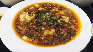 Makuhari Hongo : Best dandan noodle and Chen mapo tofu