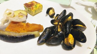 Ginza : Mussels party at Persil