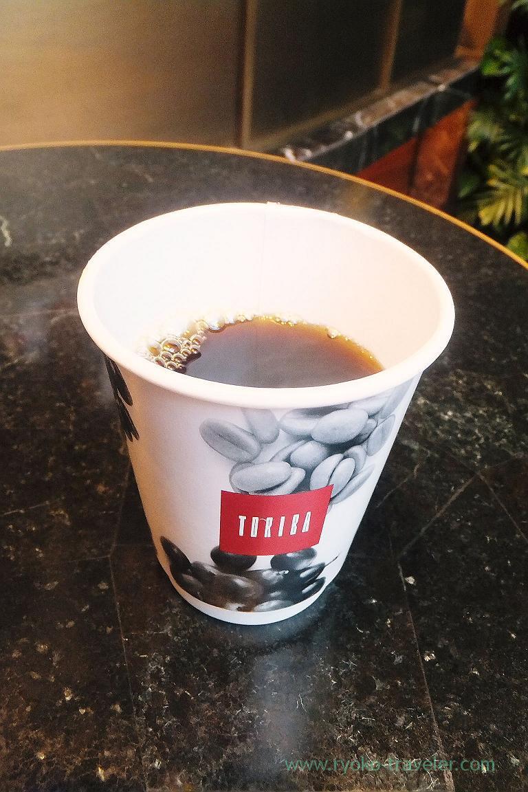 Hawaii kona, Toriba Coffee Ginza honten (Ginza)