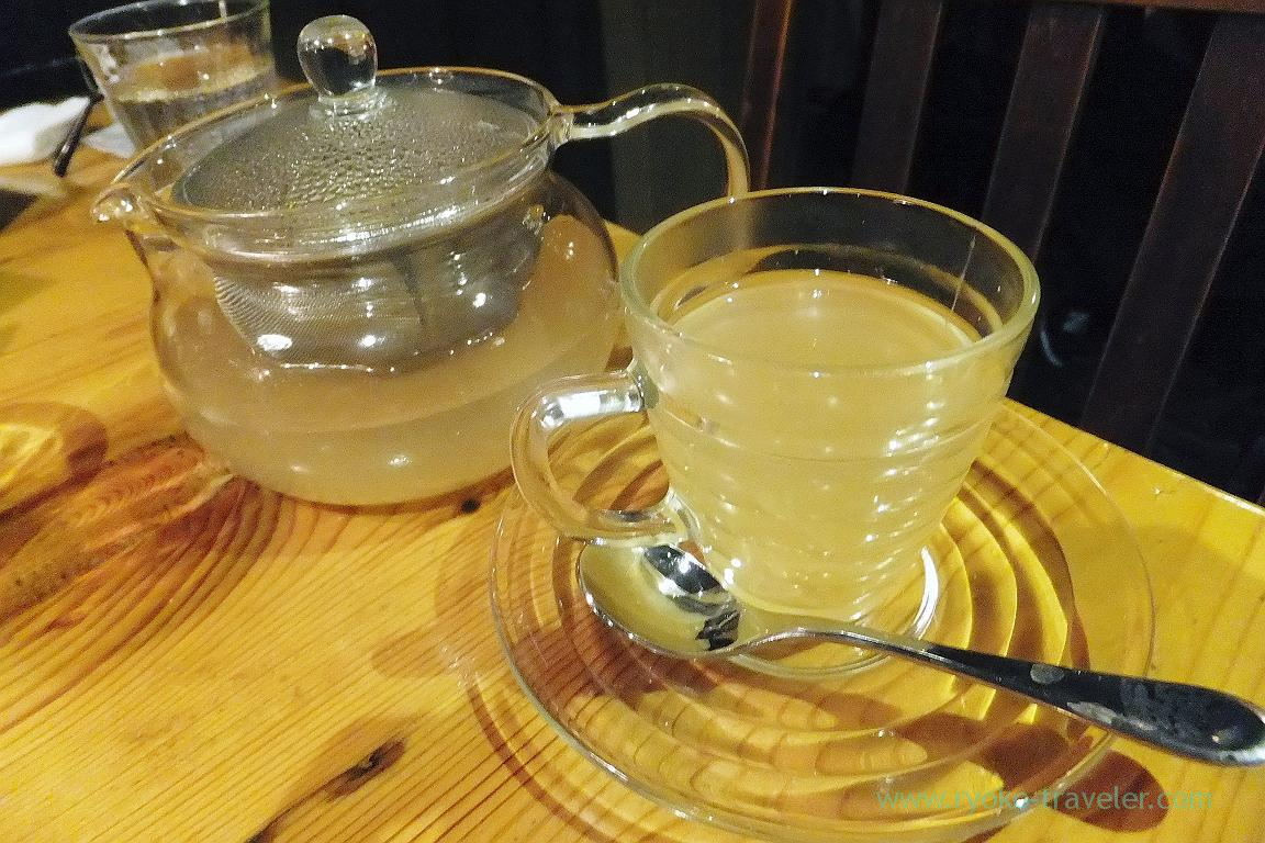Herbal tea, Ruheplatz Zopf (Kitakogane)