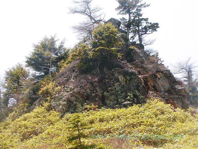 Horai-iwa 2, Horai-iwa, Kusatsu onsen (Kusatsu & Kawarayu 2011)