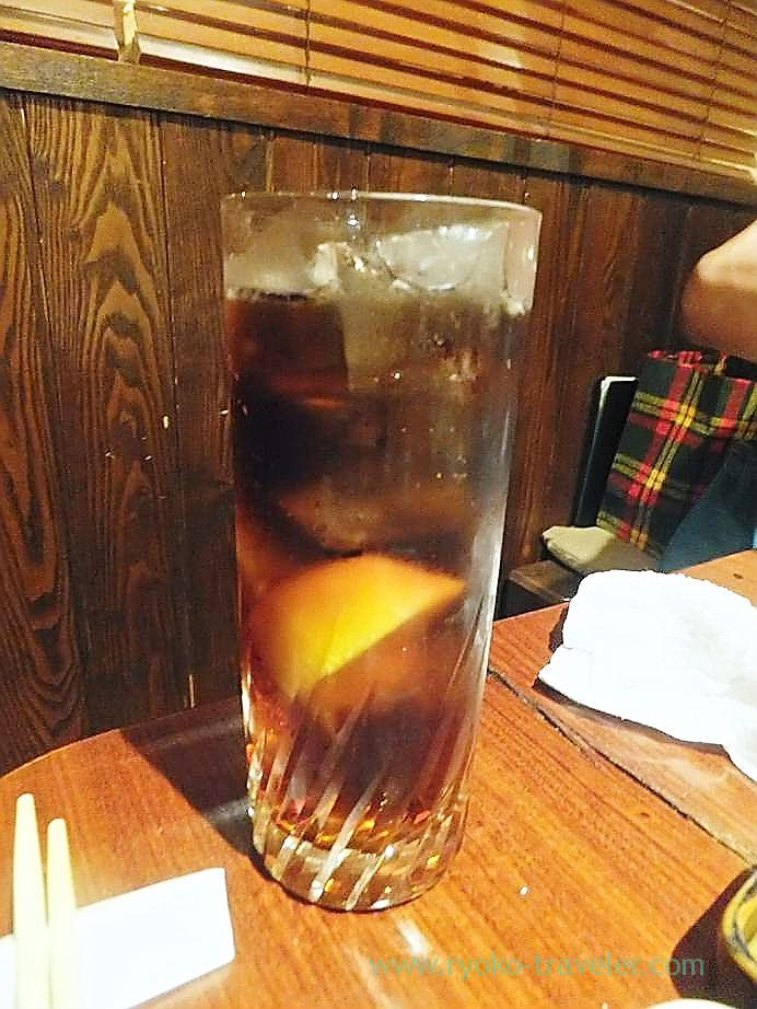 Marib coke, Nomiya (Shinjuku Sanchome)