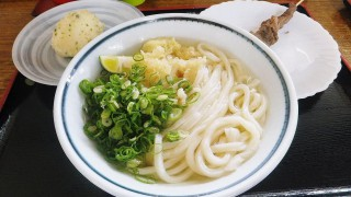Takamatsu 2015 : Breakfast at Udon Ippuku