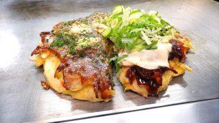 Okonomiyaki Kiji (きじ 丸の内店) in Marunouchi