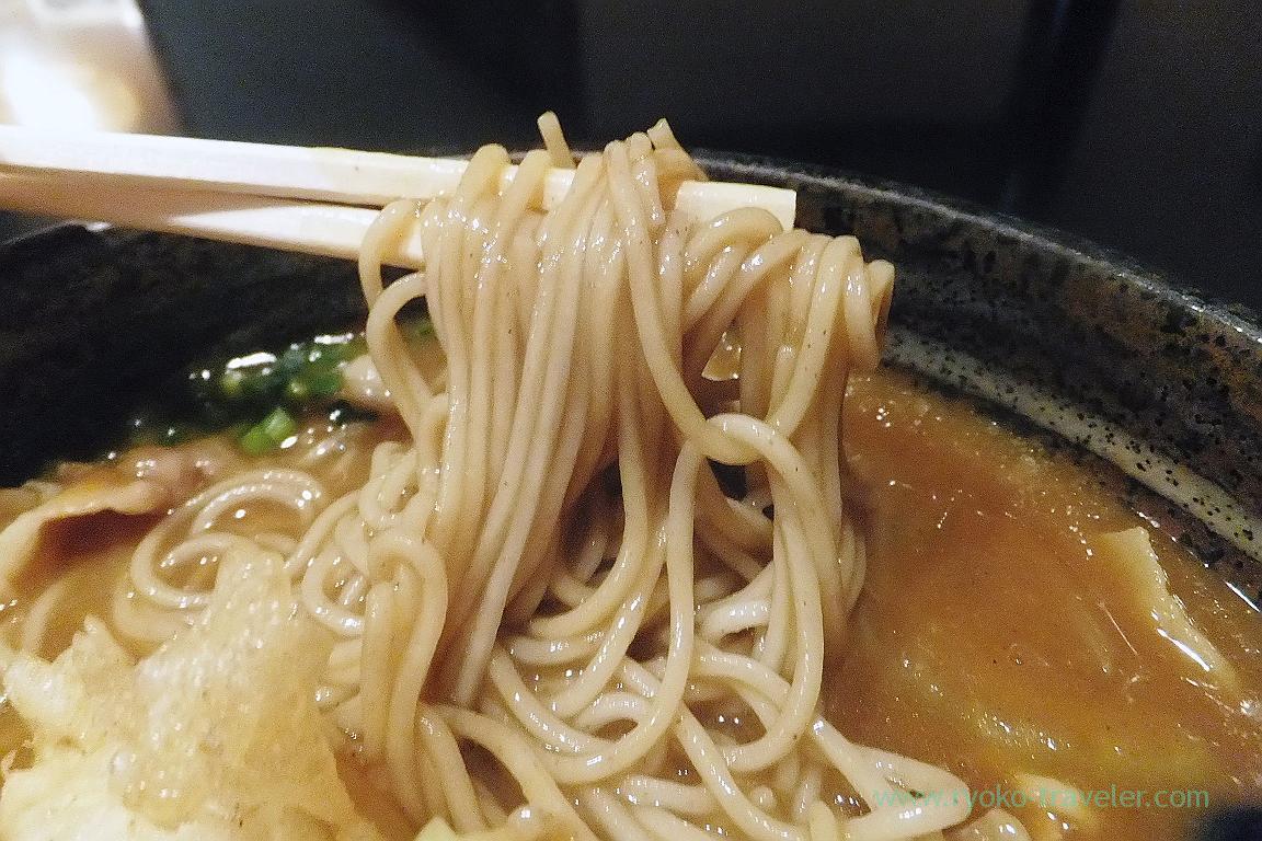 Soba, Choseian (Tsukiji)