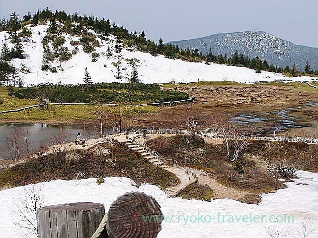 View3, Kusatsu Shiranezan, Kusatsu onsen (Kusatsu & Kawarayu 2011)
