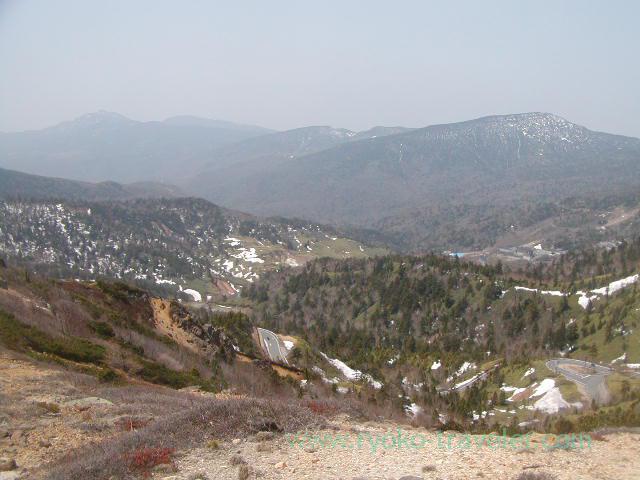 View6, Kusatsu Shiranezan, Kusatsu onsen (Kusatsu & Kawarayu 2011)