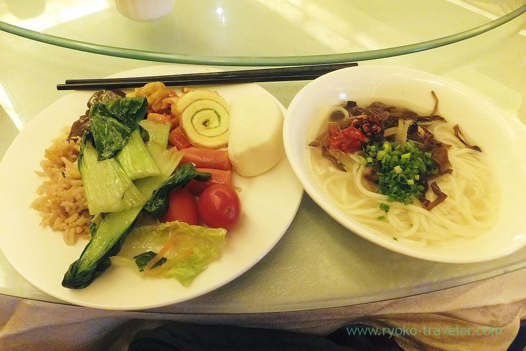 Breakfast, Emperor hotel ,Zhangjiajie(Zhangjiajie and feng huang 2015)