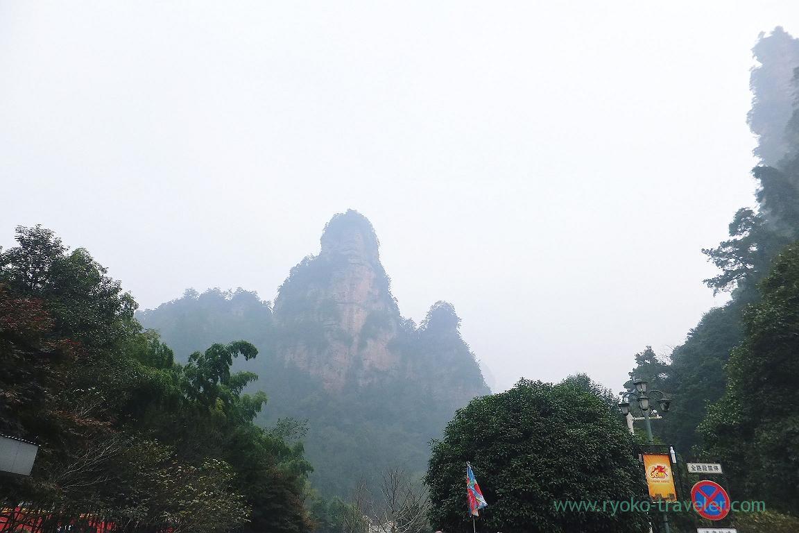 Came into our sight 1, Yangjiajie scenic area,Zhangjiajie(Zhangjiajie and feng huang 2015)