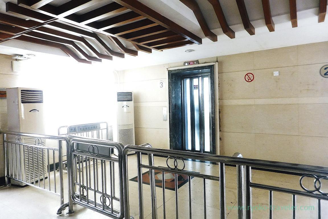 Glass elevator, Yuangjiajie ,Zhangjiajie(Zhangjiajie and feng huang 2015)