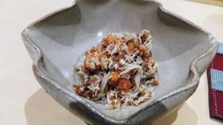 Shintomicho : Sushi Hashimoto in November  (鮨はしもと)