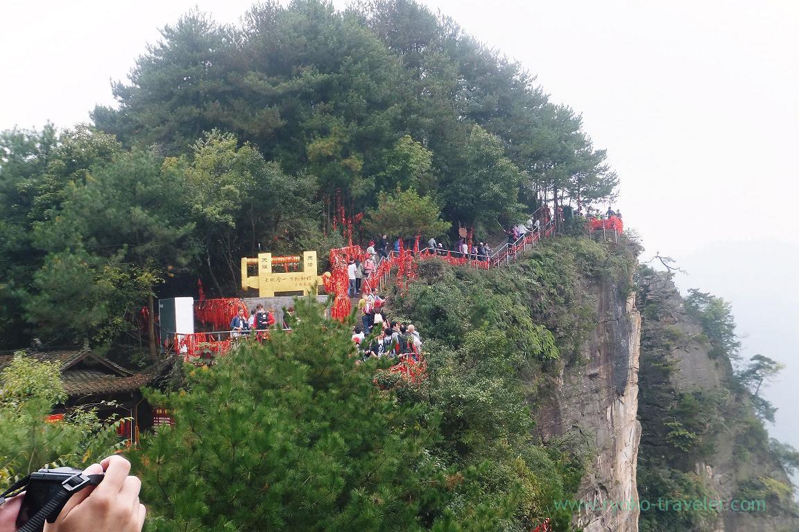 View2, Yuangjiajie ,Zhangjiajie(Zhangjiajie and feng huang 2015)