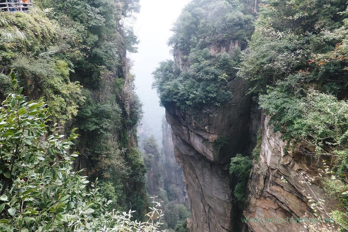 View3, Yuangjiajie ,Zhangjiajie(Zhangjiajie and feng huang 2015)