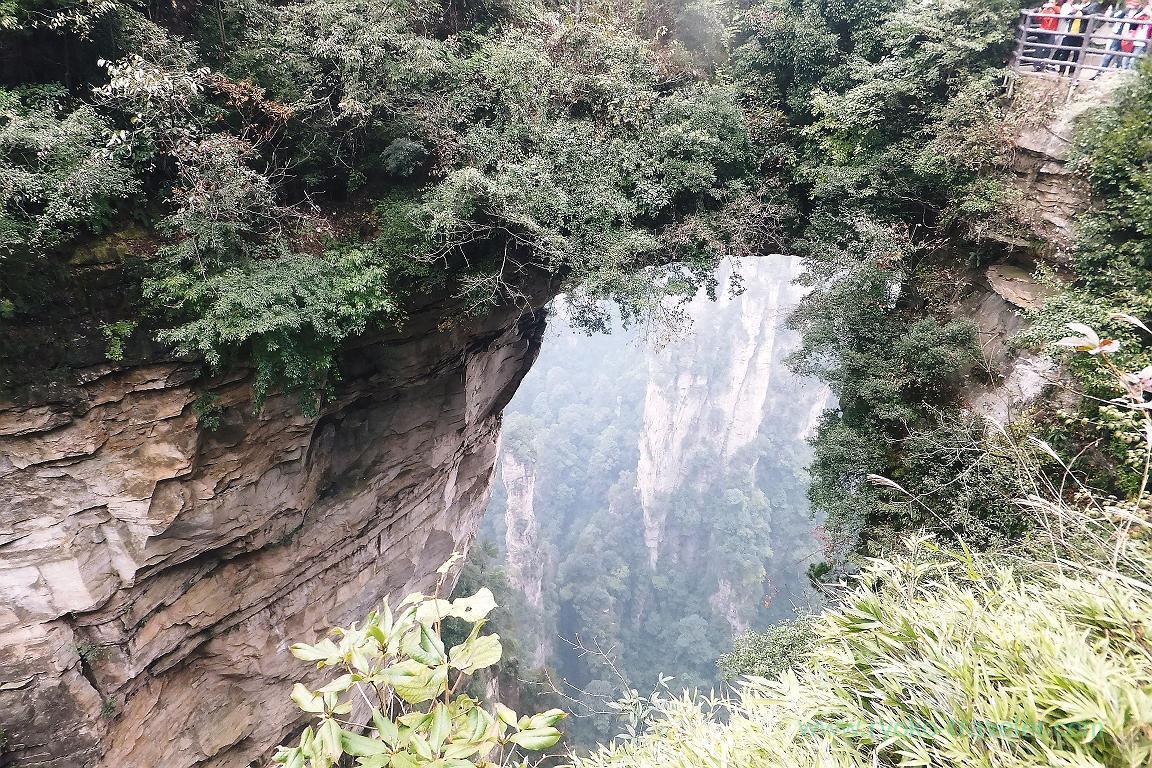 View4, Yuangjiajie ,Zhangjiajie(Zhangjiajie and feng huang 2015)