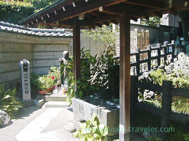 Cyozuya, Daienji temple (Meguro)