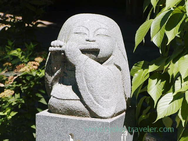 Dosojin 1, Daienji temple (Meguro)