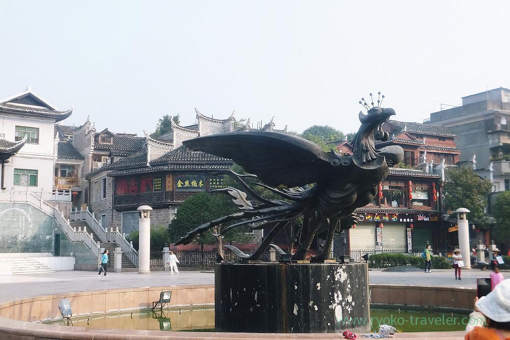 Feng fuang, Feng fuang old castle ,Feng fuang(Zhangjiajie and feng huang 2015)
