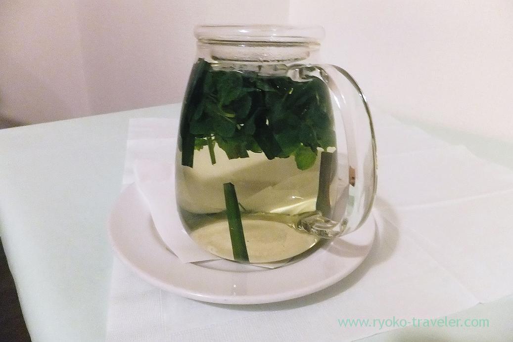 Herbal tea, Persil (Ginza)