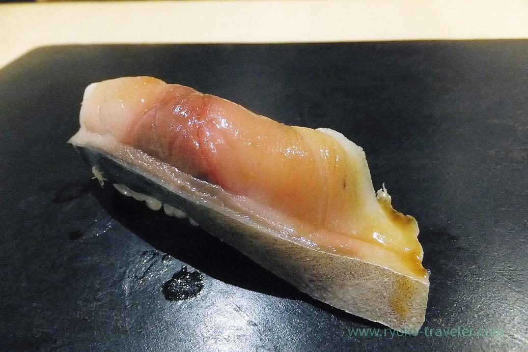 Mackerel, Sushi Hashimoto (Shintomicho)