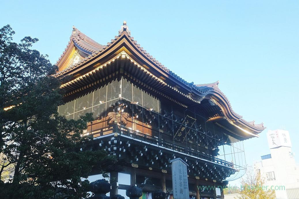 Main gate, Naritasan Shinshoji temple (Narita)
