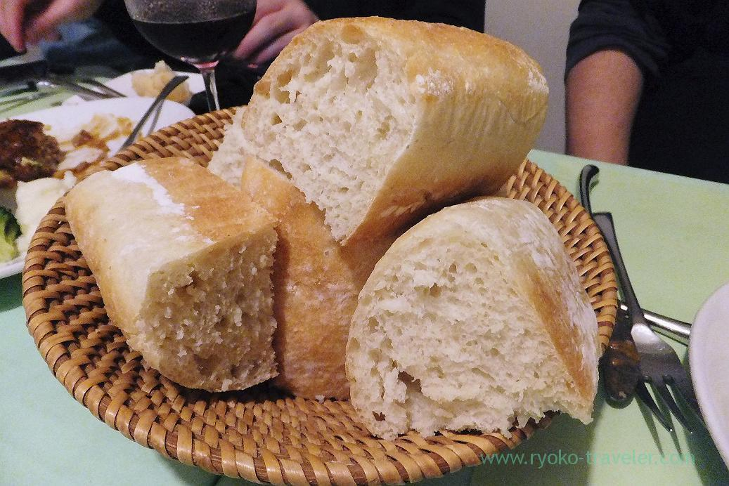 Mt.Breads, Persil (Ginza)