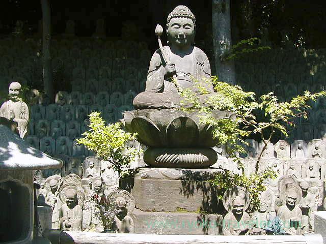 Stones1, Daienji temple (Meguro)