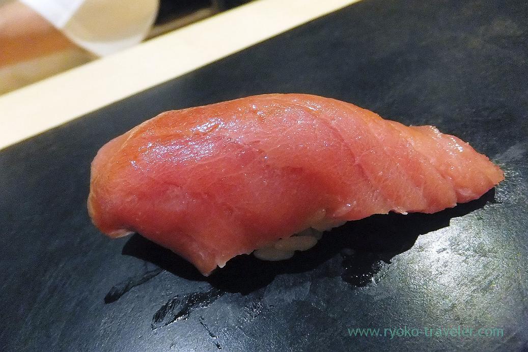 Toro, Sushi Hashimoto (Shintomicho)