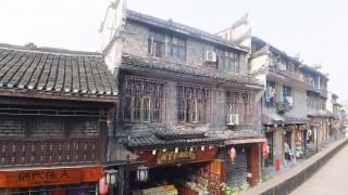 Zhangjiajie and feng huang : Walking around Feng Fuang