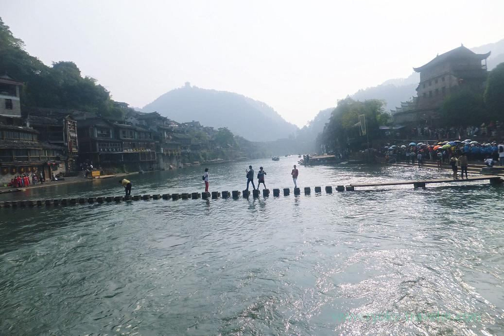 Tuo river 3, Feng fuang old castle ,Feng fuang(Zhangjiajie and feng huang 2015)