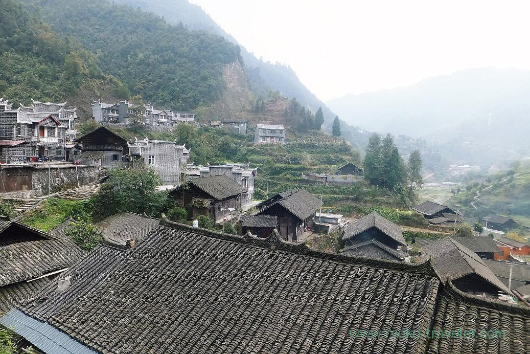 View10, Miao village (Zhang Jia Jie and Feng Huang of China 2015)