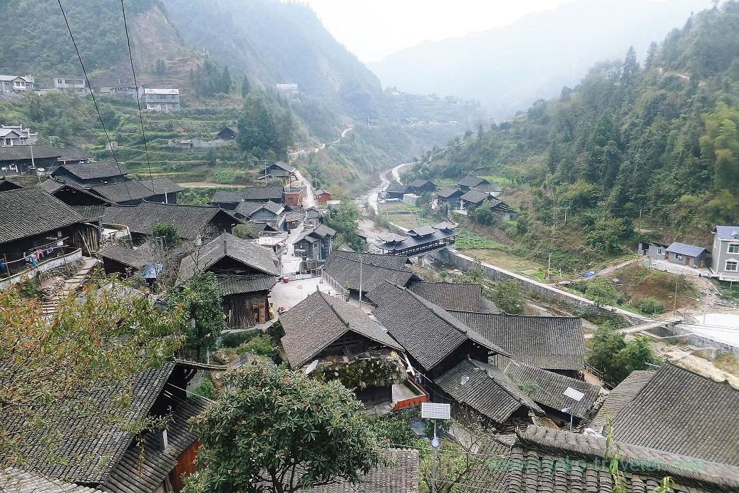View11, Miao village (Zhang Jia Jie and Feng Huang of China 2015)