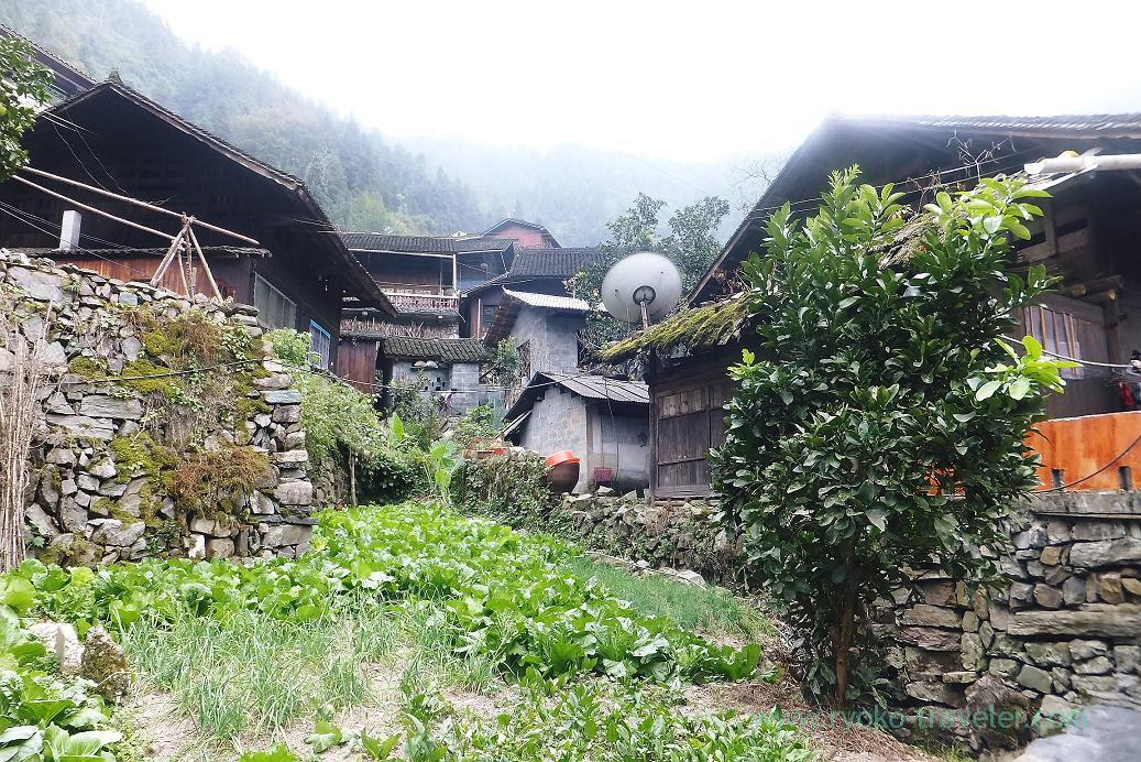 View3, Miao village (Zhang Jia Jie and Feng Huang of China 2015)